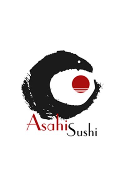 Asahi Sushi Zone Logo