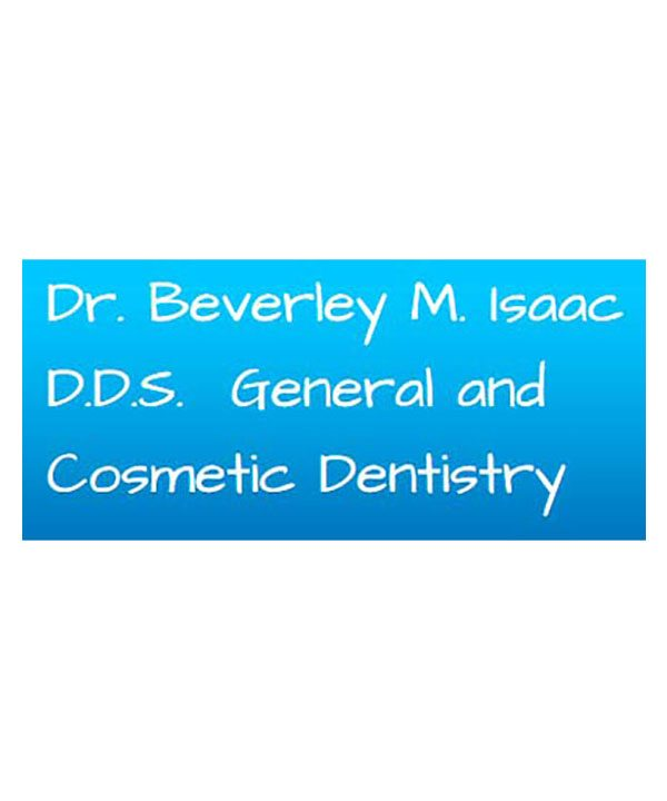 Dr Beverly M Isaac