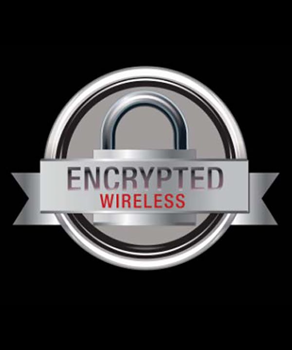 Encrypted Wireless