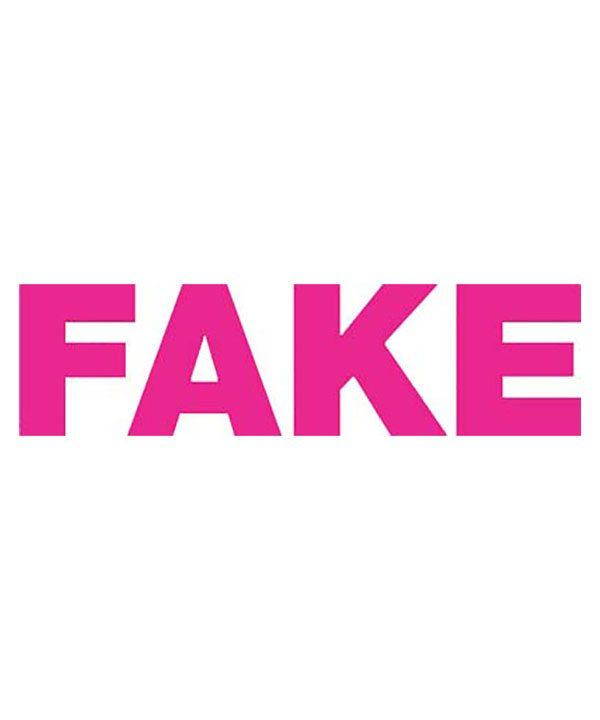 Fake Beauty