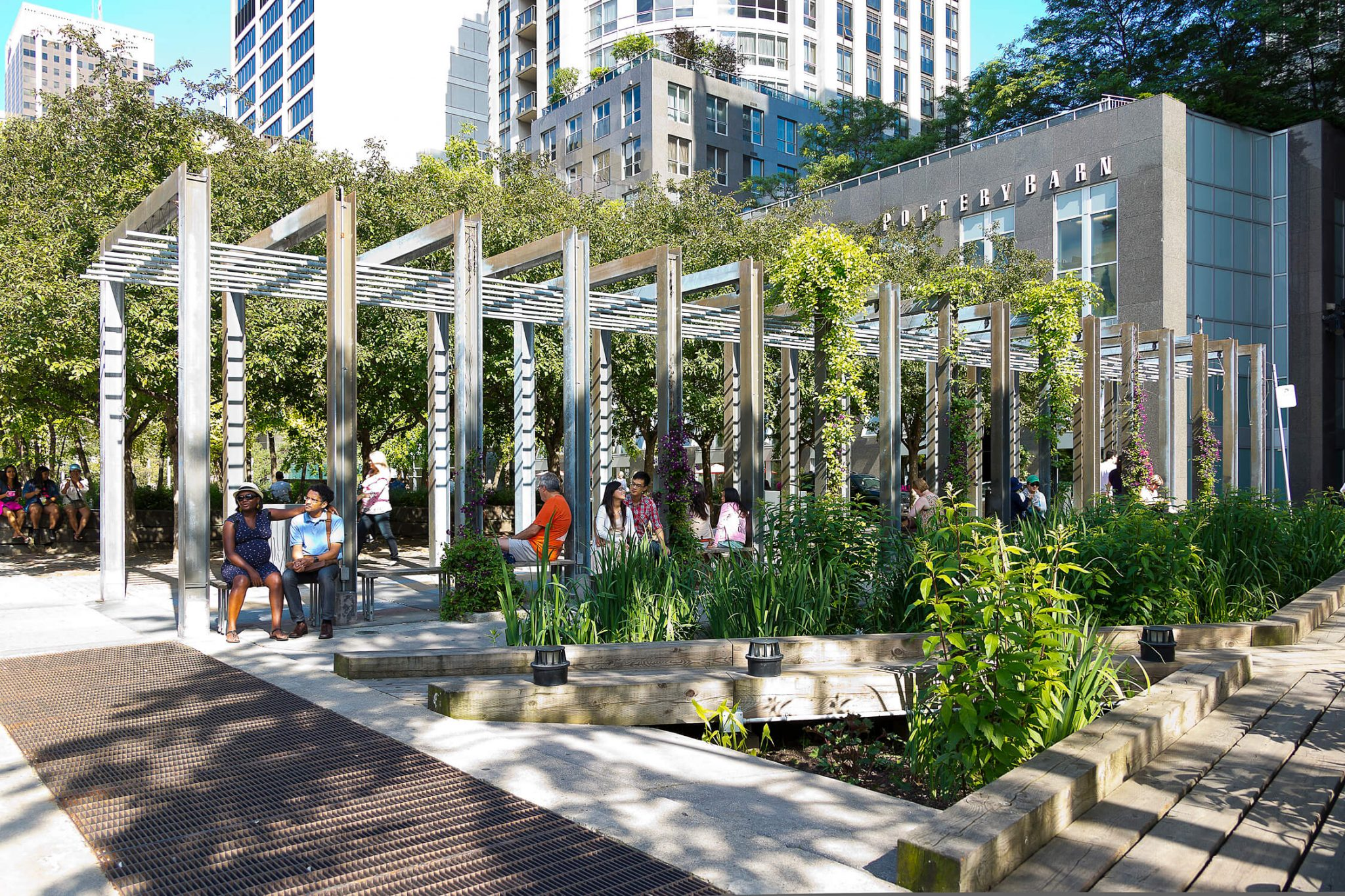 Village of Yorkville Park - A Green Space Gem! - Bloor ...