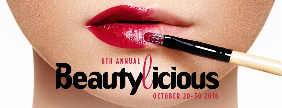 Get Ready to Pamper Yourself! Beautylicious returns October 20th to 30th