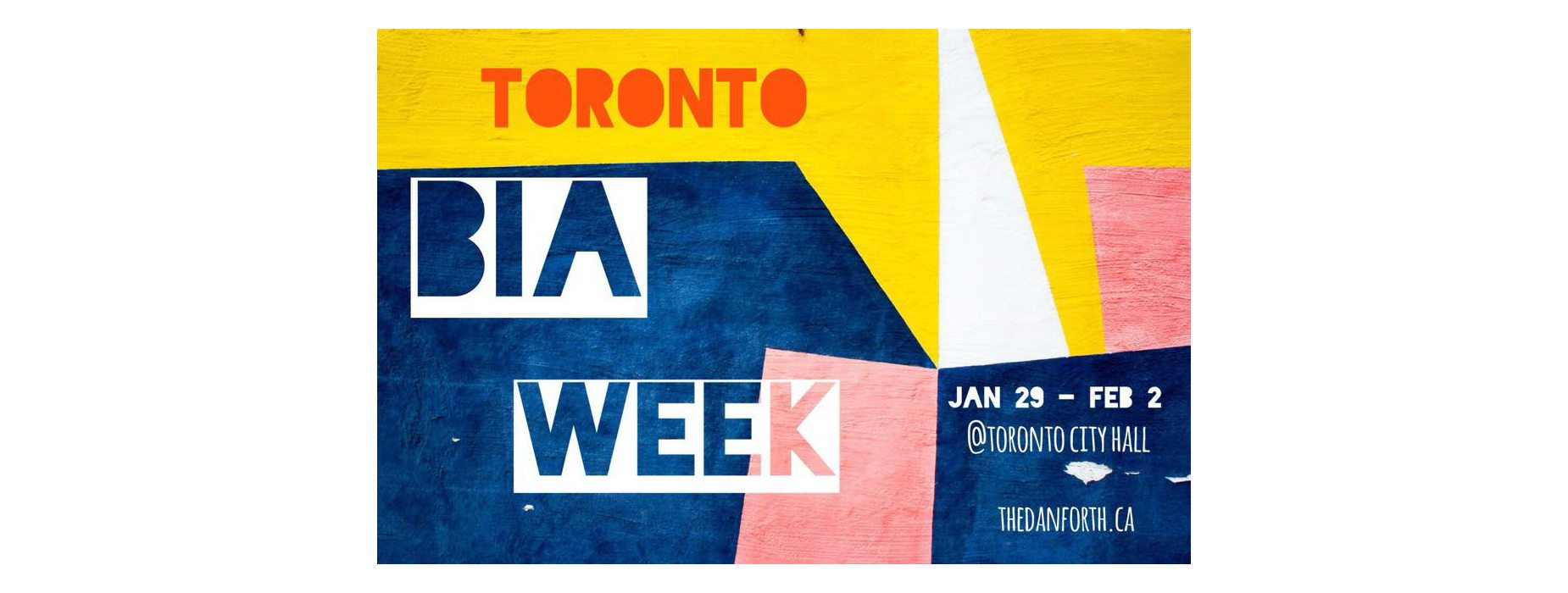BIA Week at City Hall