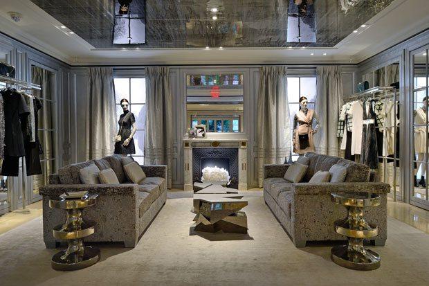 Dior boutique in Vancouver