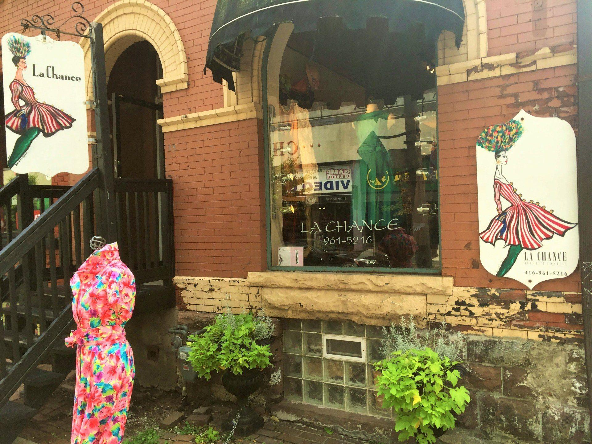 Pearl Miller: La Chance Owner, Dress Superhero