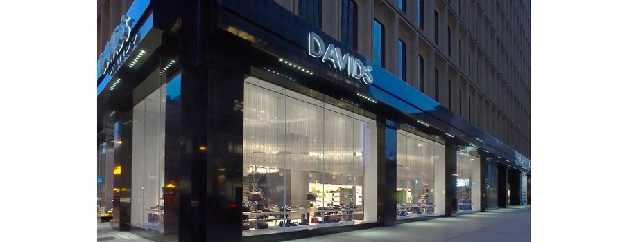 DAVIDS Celebrates 65 years – Capezio Celebrates 40 years