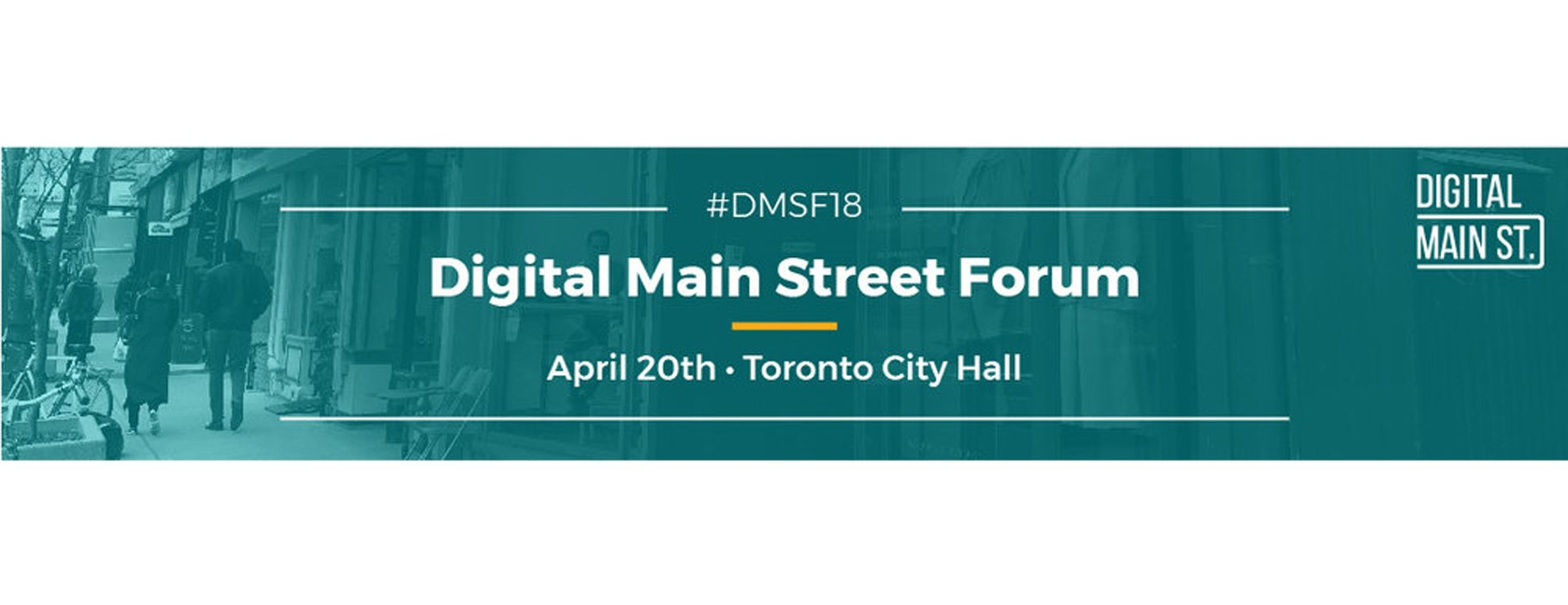 Digital Main Street Forum – Sign up today!