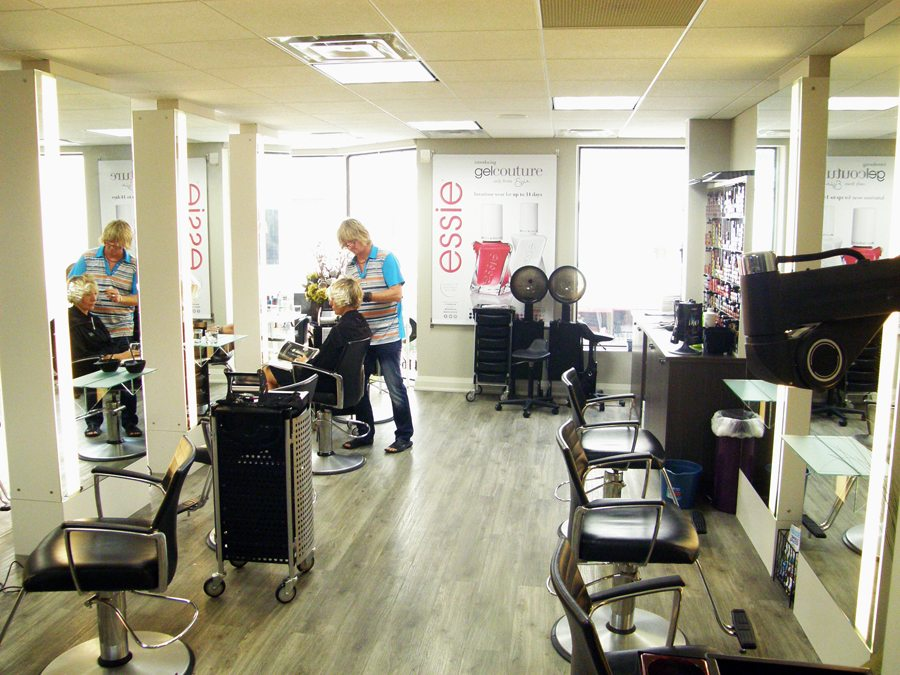 In Yorkville's TAZ Hair Salon, Stylist Norm Wright is Starting a Small Environmental Revolution