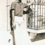 Photo of Paul Pecorella as a Young Man