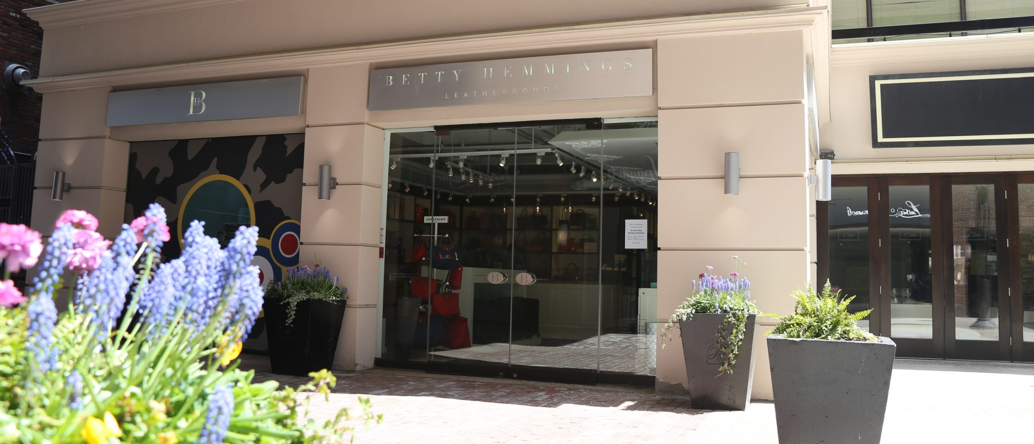 The Betty Hemmings Yorkville Guide to Luxury Leather Goods