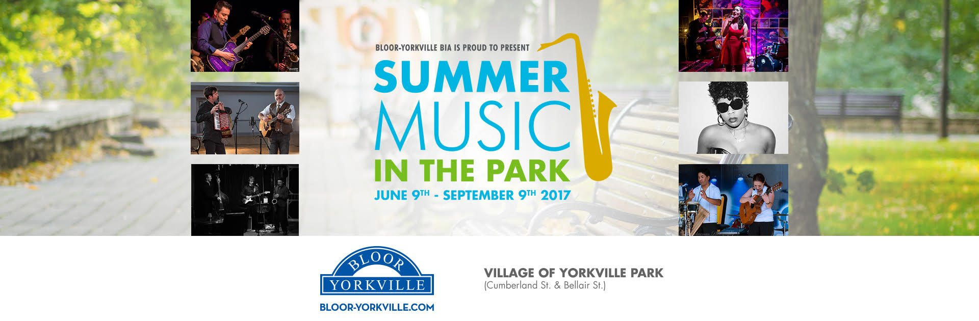 Summer Music in the Park Continues
