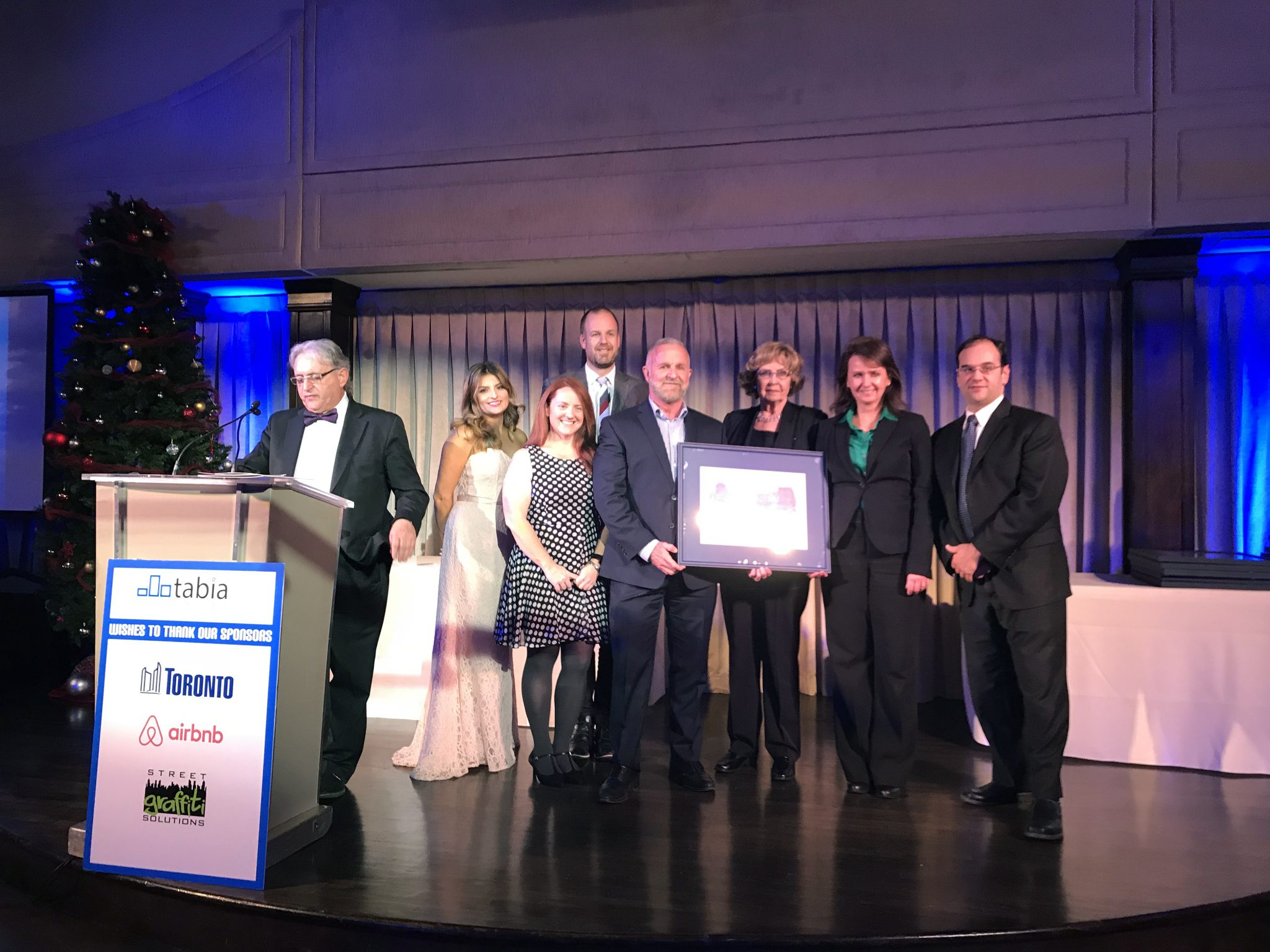Bloor-Yorkville BIA Wins TABIA Award – Event Category for Icefest!