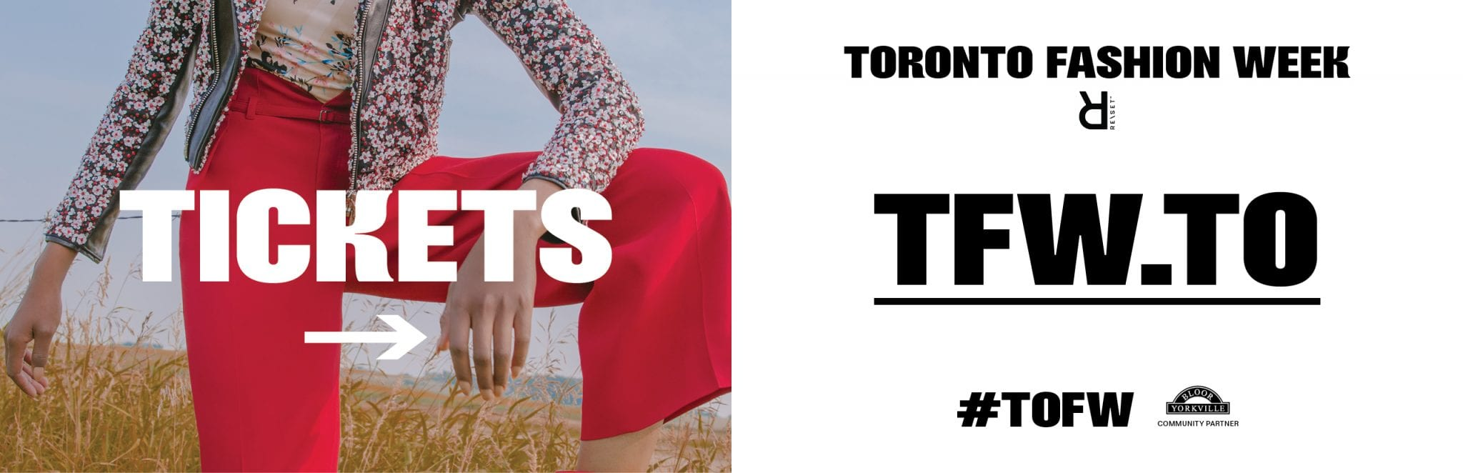 Toronto's Most Fashionable Week Returns to Bloor-Yorkville