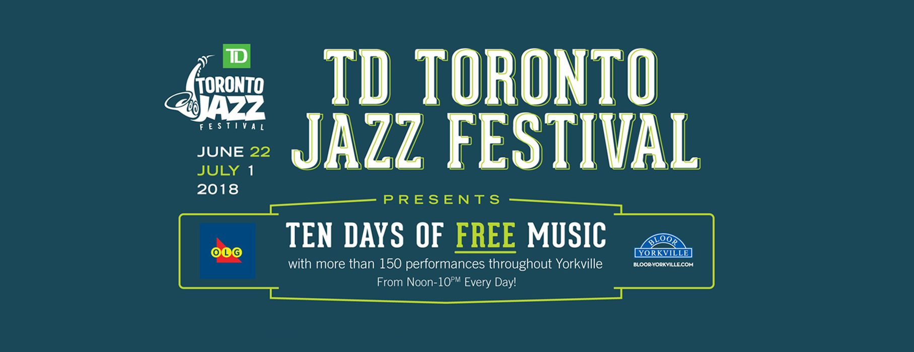 TD TORONTO JAZZ FESTIVAL TRANSFORMS BLOOR-YORKVILLE INTO A SANCTUARY OF SOUL AND JAZZ WITH FREE PERFORMANCES!
