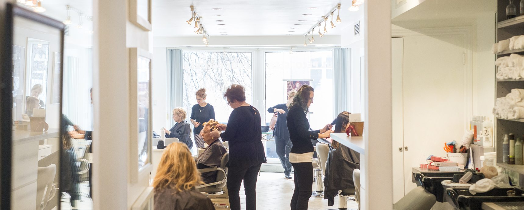Paul Pecorella Hair Salon & Spa Celebrates Their 35-Year Anniversary in Bloor-Yorkville