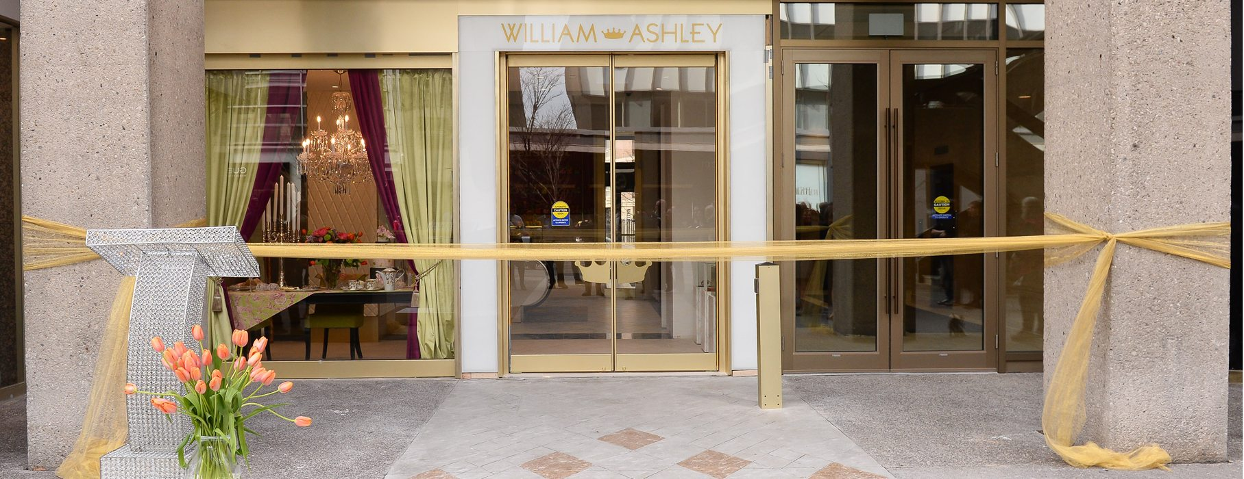 William Ashley Grand re-opening Ceremony
