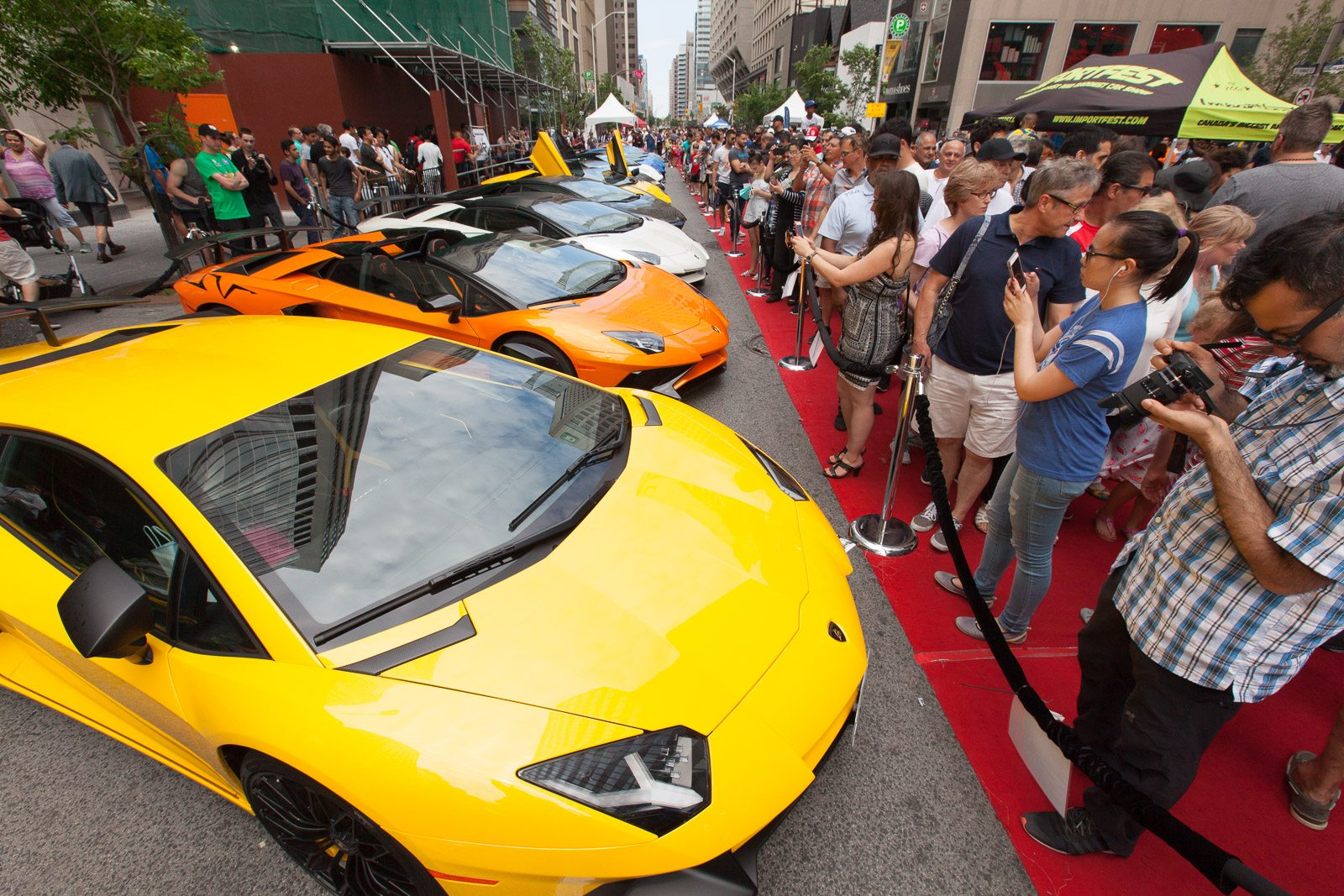 Record $60,000 Donation for Prostate Cancer Canada from 7th Annual Yorkville Exotic Car Show