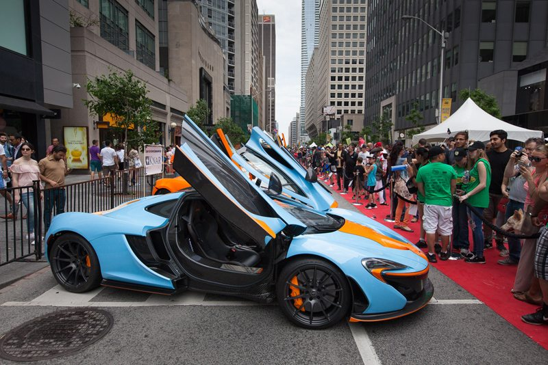 Record Donation For Prostate Cancer Canada From Th Annual - Exotic car show near me