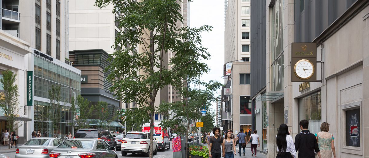 The Ongoing Transformation of Bloor Street