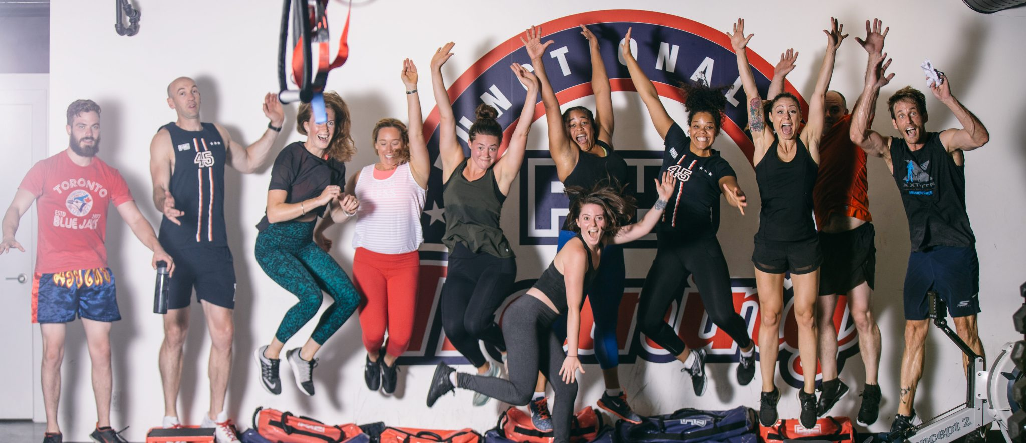 Keep Your Fitness Functional with F45