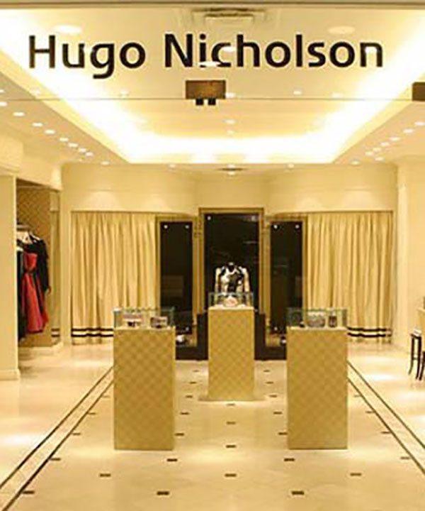 Hugo Nicholson