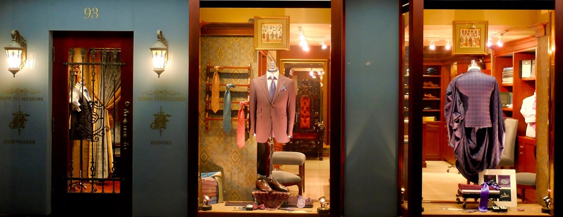 John Ferrigamo – Completing Your Sophisticated Look!