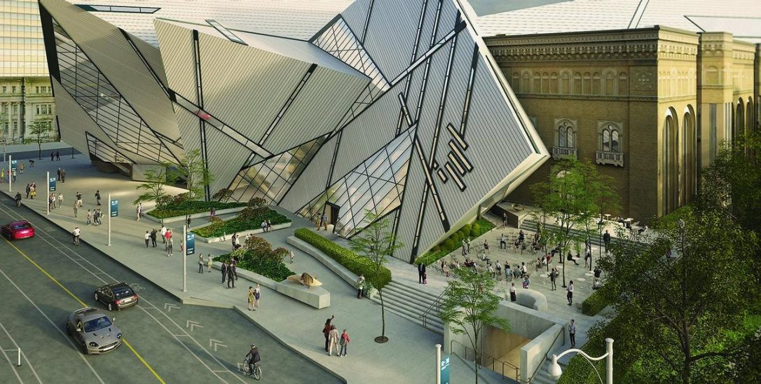 ROM to revamp Bloor St. entrance with greenery, outdoor performance venue