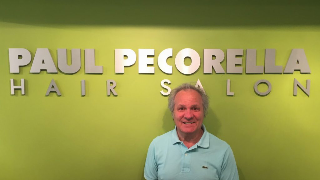 Photo of Paul Pecorella, 2017, Celebrating the Paul Pecorella Anniversary